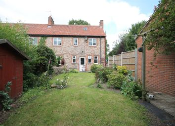 Thumbnail 2 bed semi-detached house for sale in Abbey Street, York