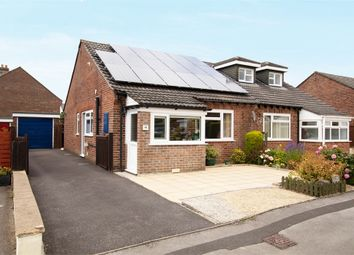 2 bed semi-detached bungalow for sale in Wessex Way, Gillingham, Dorset SP8