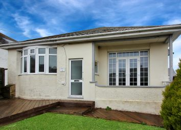 Thumbnail 2 bed bungalow to rent in Listry Road, Newquay