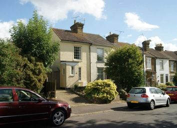 Thumbnail 2 bed terraced house to rent in Fant Lane, Maidstone, Kent