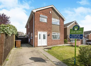 Thumbnail 3 bed detached house for sale in Summerfields Way, Ilkeston