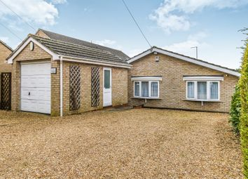 Thumbnail 4 bed detached bungalow for sale in Queen Eleanor Road, Geddington, Kettering