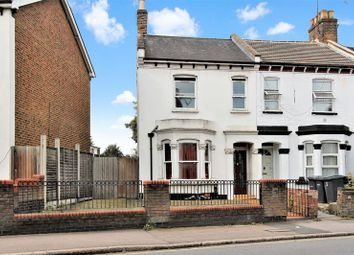 Thumbnail 3 bed end terrace house for sale in Hornsey Park Road, London