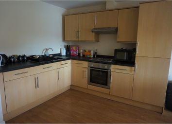 Thumbnail 2 bedroom flat for sale in Gregory Street, Longton, Stoke-On-Trent