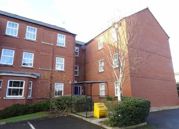 Thumbnail 2 bedroom flat for sale in Factory Road, Hinckley