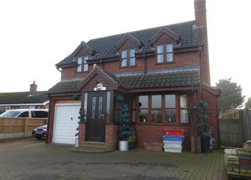Thumbnail 5 bedroom detached house for sale in Hulver Street, Hulver, Beccles