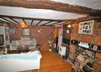 Thumbnail 2 bed cottage to rent in Church Road, Alphington, Exeter