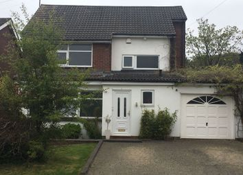 Thumbnail 3 bed detached house for sale in Wychwood Avenue, Luton