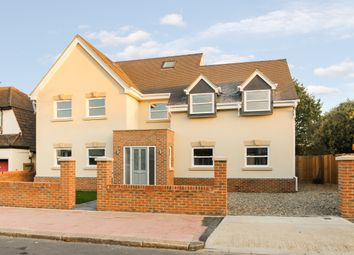 Thumbnail 5 bed detached house for sale in The Byeways, Berrylands, Surbiton