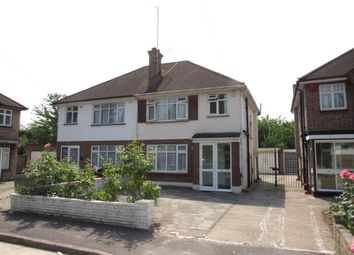 Thumbnail 3 bed semi-detached house for sale in Brookfield Crescent, Harrow