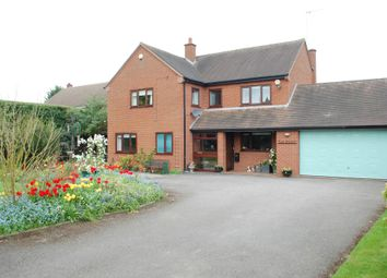 Thumbnail 4 bed detached house for sale in Dunnington, Alcester