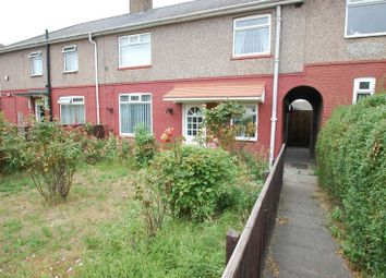 Thumbnail 3 bed terraced house for sale in Chestnut Grove, Thornaby, Stockton-On-Tees