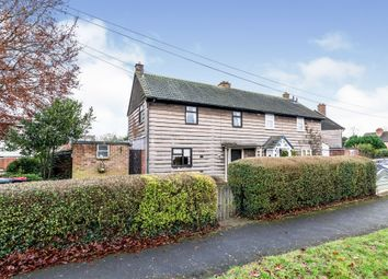 Thumbnail 3 bed semi-detached house for sale in Langton Crescent, Whittington, Lichfield