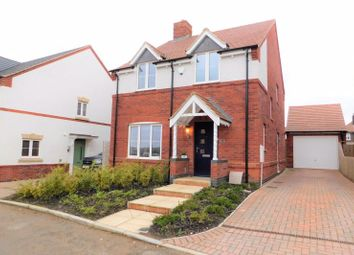 4 bed detached house for sale in Choyce Close, Coalville LE67