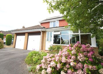 Thumbnail 4 bed detached house for sale in Dorallt Way, Henllys, Cwmbran