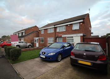 Thumbnail 3 bed semi-detached house for sale in Arleston Lane, Stenson Fields, Derby