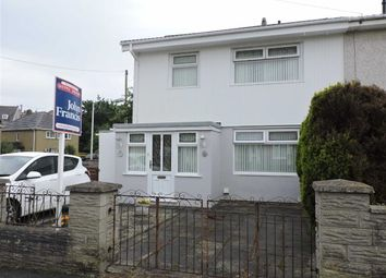 Thumbnail 3 bed semi-detached house for sale in Parc Andrew, Skewen, Neath