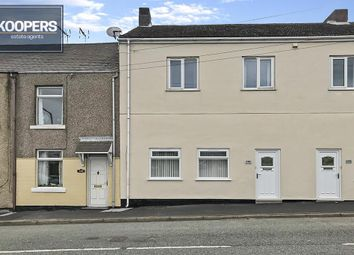 Thumbnail 3 bed terraced house for sale in High Street, Stonebroom, Alfreton