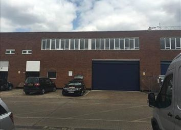 Thumbnail Light industrial to let in Unit 10, Blackwall Trading Estate, Lanrick Road, Docklands, London