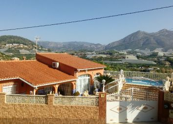 Thumbnail 3 bed finca for sale in 3 Bed 2 Bath Refurbished Finca, Private Pool, La Nucia
