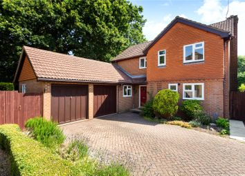 Thumbnail 4 bed detached house for sale in Azalea Avenue, Lindford, Hampshire