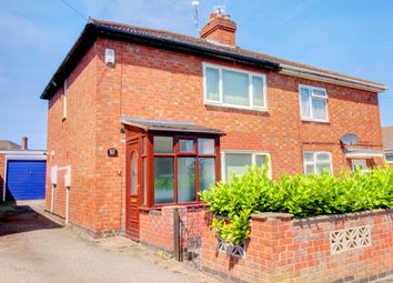 Thumbnail 2 bedroom semi-detached house for sale in Hill Road, Keresley End, Coventry