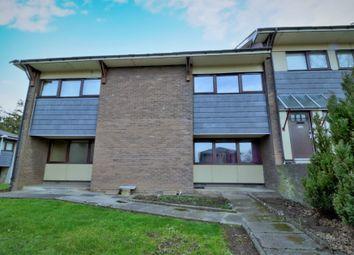 Thumbnail 2 bedroom terraced house for sale in Grampian Park, Forfar