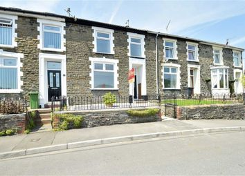 Thumbnail 3 bed terraced house for sale in Clive Terrace, Ynysybwl, Pontypridd