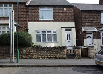 Thumbnail 2 bed semi-detached house to rent in Bradgate Road, Forest Fields, Nottingham