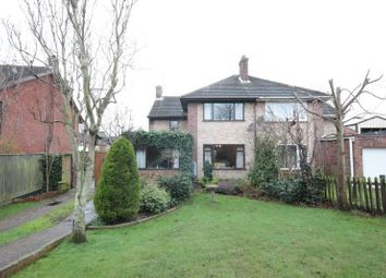 Thumbnail 3 bed property for sale in School Lane, Sprowston, Norwich