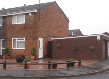 Thumbnail 2 bed terraced house to rent in Cherryhay, Clevedon