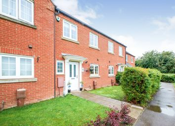Thumbnail 3 bed terraced house for sale in Morris Close, Whittlesey, Peterborough