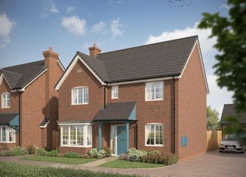 Thumbnail 4 bedroom detached house for sale in Burntwood Road, Norton Canes, Staffordshire