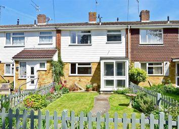 Thumbnail 3 bed terraced house for sale in Burnham Walk, Rainham, Gillingham, Kent