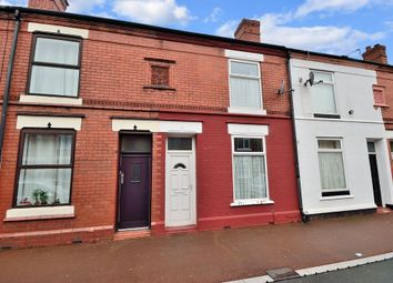 Thumbnail 2 bedroom terraced house to rent in Oxford Street, Latchford, Warrington