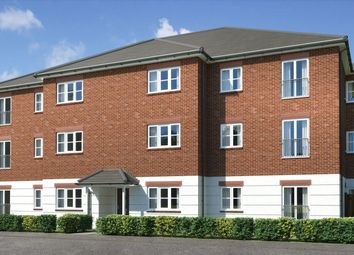 Thumbnail 2 bedroom flat for sale in Arrowe Park Road, Upton, Wirral