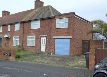 Thumbnail 4 bed end terrace house for sale in Halbutt Street, Dagenham