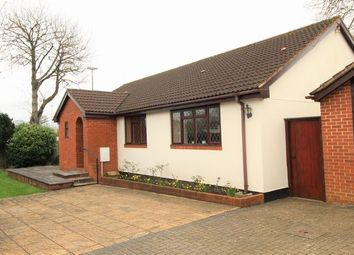 Thumbnail 3 bed detached bungalow for sale in Station Road, Cullompton