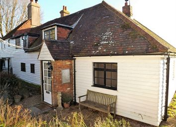 Thumbnail 2 bed cottage to rent in Church Road, Catsfield, Battle, East Sussex