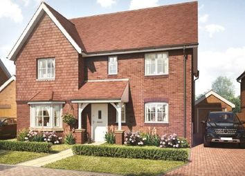 "Thumbnail 4 bed property for sale in ""The Whimberry"" at Warren House Road, Wokingham"