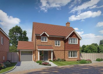 Thumbnail 3 bed link-detached house for sale in Fincham Place, Slinfold, Horsham