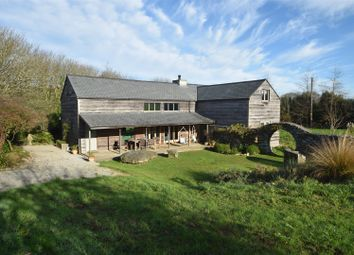 Thumbnail 3 bed detached house for sale in Constantine, Falmouth