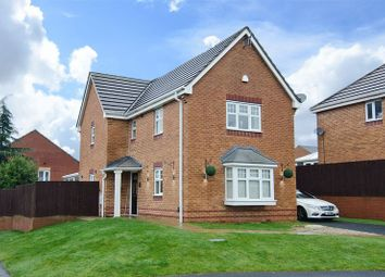Thumbnail 3 bed detached house for sale in Horseshoe Drive, Wimblebury, Cannock