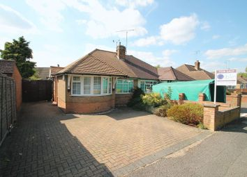 Thumbnail 2 bed semi-detached bungalow to rent in Medley Close, Eaton Bray, Bedfordshire