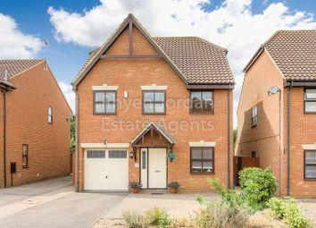 Thumbnail 4 bed detached house for sale in Welbeck Close, Monkston, Milton Keynes