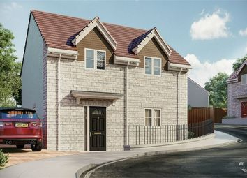 Thumbnail 3 bed detached house for sale in The Sidings, Shepton Mallet