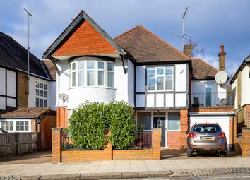 Thumbnail 6 bed detached house for sale in Woodside Avenue, London