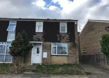 Thumbnail 3 bedroom end terrace house for sale in Tonmead Road, Abington, Northampton