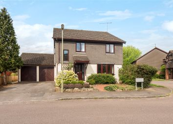 Thumbnail 4 bed detached house for sale in Greenacres Drive, Otterbourne, Winchester, Hampshire