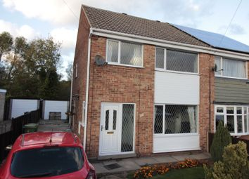 Thumbnail 3 bed semi-detached house for sale in Yarrow Road, Grimsby, South Humberside